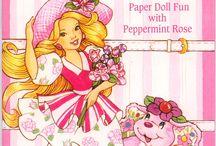 Paper Doll - Vintage 1