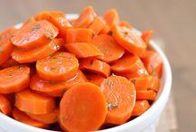 Glazed Carrots / Vegetables