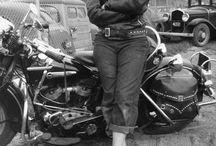 Good looking Harleys