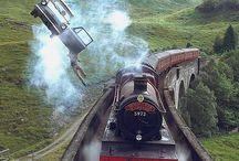 Blog Cor de Rosa / Harry Potter
