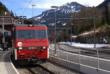 Switzerland / Switzerland - home of the world's best chocolate, mountain villages and train system.  Choosing which cities to include in your itinerary is really a challenge unless you have plenty of time.  I recommend you don't miss Bern, Lucerne, Lake Geneva, Lugano, Jungfrau Region, Zermat, Zurich  or Saint Moritz