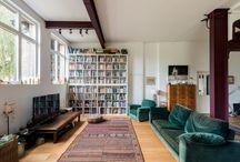Storage in hut / Simple storage ideas