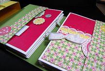 Crafty Cards sets with box