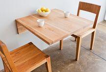 stůl zed