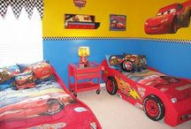 Cars bedroom for Jaxson