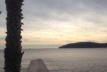 L'eau / L'horizon