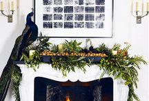 Kominek  / Fireplace
