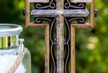 My love of crosses