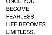 Fear to Fear-less