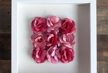 Decorative ideas / Paper decorations