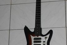 My Second Wife / Teisco K4L