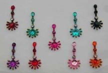 Bejeweled Show Stopper Bindis / Indian Bindi Forehead Body Jewelry ~ Providing Value and Excellence since 1999