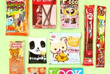 ❤ Japan Candy Box ❤ / ♥ The Sweetest Monthly Japanese Candy Subscription Box ♥ Receive a box full of quirky Japanese sweets & snacks every month ♥