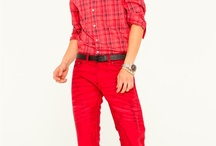 Men's Fashion / by Visions & Expressions