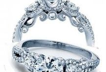 Beautiful Diamond Wedding Rings / Rings that will take her breath away!!! Great collection marked with right price... Always Dazzle with Dazzling rock