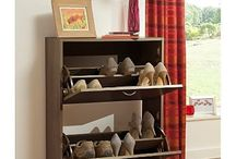 Shoe Rack Ideas / Check out these cool shoe racks!