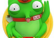 Adventures of Flig Icons