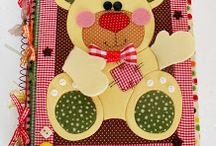 Little one's Toys and room decor / Felt and applique