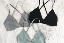 simple lingerie