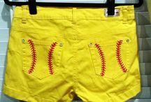 softball life / softball stuff for Grace. / by Lynne Siders