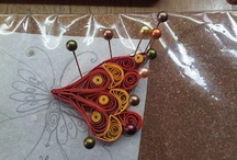 Quilling/Paper crafts / by Julie Presswood