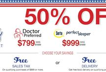 Ortho Mattress 4th Of July Sales Event / The 4th of July Sale is on Now! Check all these Specials! 50% Off - Dr. Preferred, Serta, Beautyrest Free Sales Tax (min. $899) Free Delivery (Cool Quilt, select Dr. Preferred & Ortho Avant) 60/mo Finance Beautyrest Free Box Spring or Save up to $600 (w/ purchase of BR Adj + Mat.) Free Adj. Upgrade (applies to S&F Latex only) Save $1,000 on The Metropolitan Hybrid