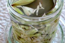herbs & flowers cooking