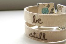 DIY Pretties / Jewelry, Hair Accessories and other general craft ideas