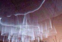 Aurora Borealis & Australis / by Lili Lily