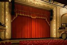Historic Theatres / by Laura Davis