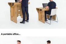 Top skládací stolek