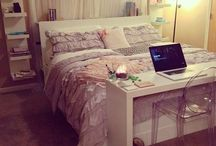 study bedroom office tv