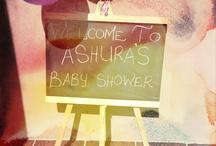 My sis baby shower 2013