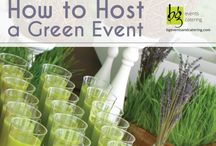 How to Host a Green Event
