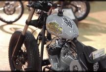 Motorcycles , hot rod