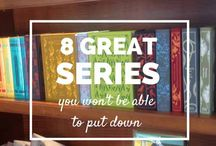 Series to keep you reading!