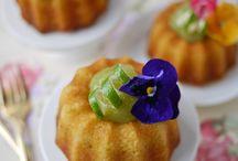 Beautiful Desserts / by Deborah Tobin