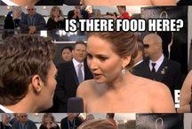 Hilarious Jennifer Lawrence