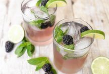 Recipes- Drinks / A collection of drinks from non-alcoholic to yummy libations.