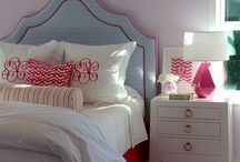 Girls room / Pink and black