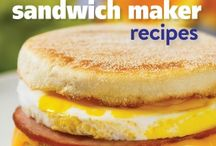 Sandwich Maker Recipes / Hamilton Beach Breakfast Sandwich Maker