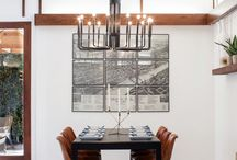 Decoração Salas de Jantar / Ideias e inspiração para decorar a sala de jantar com pompa e circunstância...
