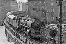Züge+Dampflocks