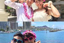 ハワイウェディングフォト | Wedding