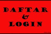 Daftar dan Login / link alternatif login dan daftar poker