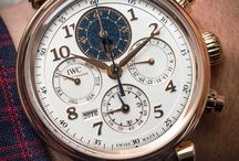 Watch Me / For all the gorgeous timepieces out there, especially chronographs. Your spot for appreciating fab watches.