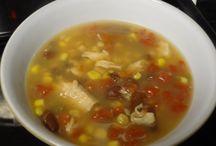Soups / by Nancy Cox