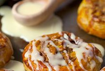 Brunch / Fabulous ideas for brunch.   / by Chris @ The Café Sucre Farine