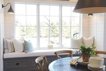 Interior design - dinette area
