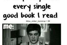 Actors and books and movies